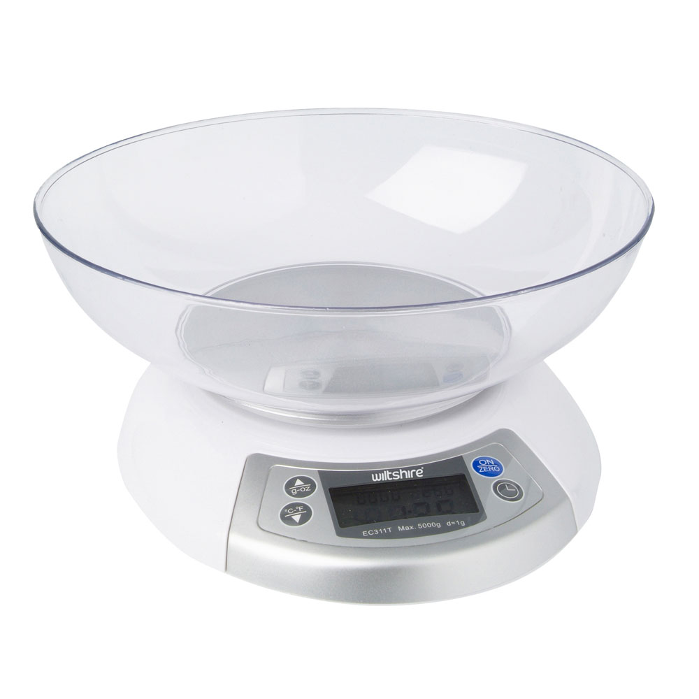 Wiltshire Electronic 4 In 1 Kitchen Scale Briscoes Nz
